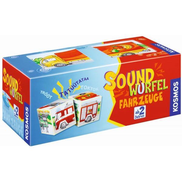 Kosmos Sound Cube Vehicles 69737
