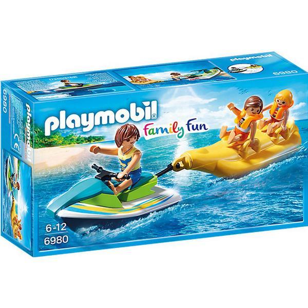 Playmobil Vandscooter Med Bananbåd 6980