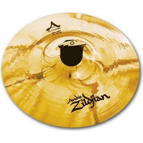 "Zildjian A Custom Splash 10"""