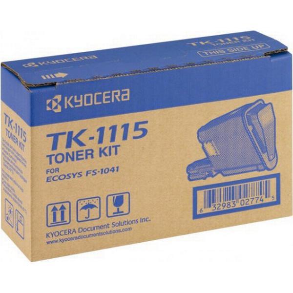 Kyocera (TK-1115) Original Toner Svart 1600 Sidor