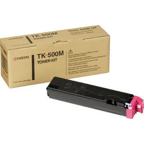 Kyocera (TK-500M) Original Toner Magenta 8000 Sidor