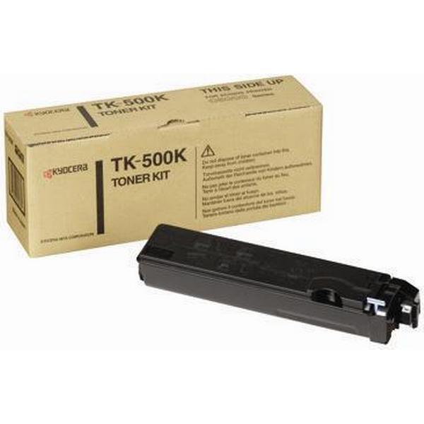 Kyocera (TK-500K) Original Toner Svart 8000 Sidor