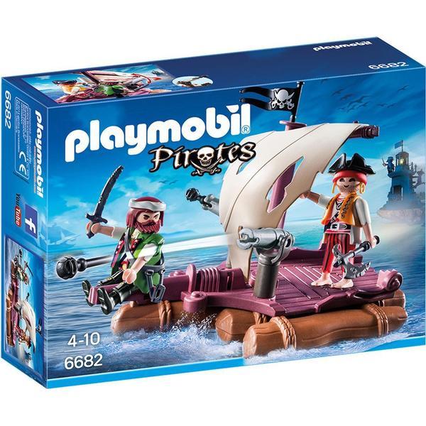 Playmobil Pirate Raft 6682