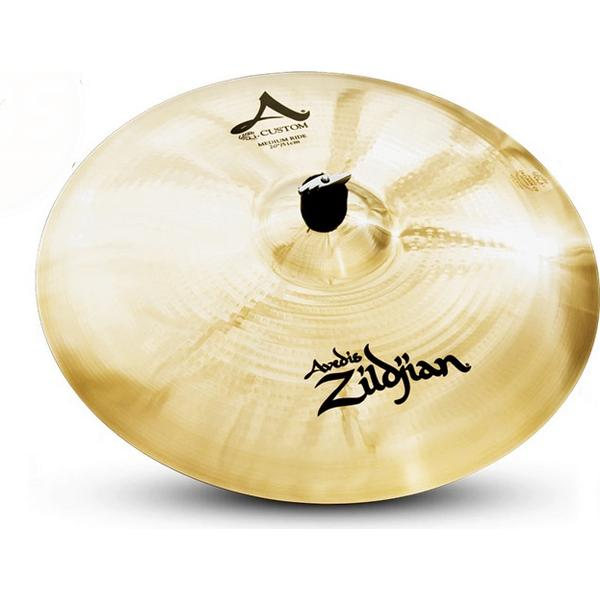 Zildjian A Custom Medium Ride 22""