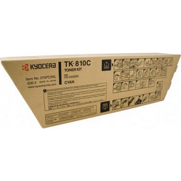 Kyocera (TK-810C) Original Toner Cyan 20000 Sidor