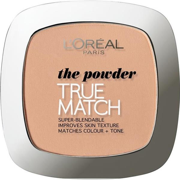 L'Oreal Paris True Match Powder W5 Golden Sand