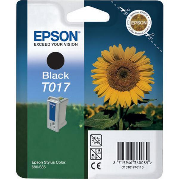 Epson (C13T01740110) Original Bläckpatron Svart