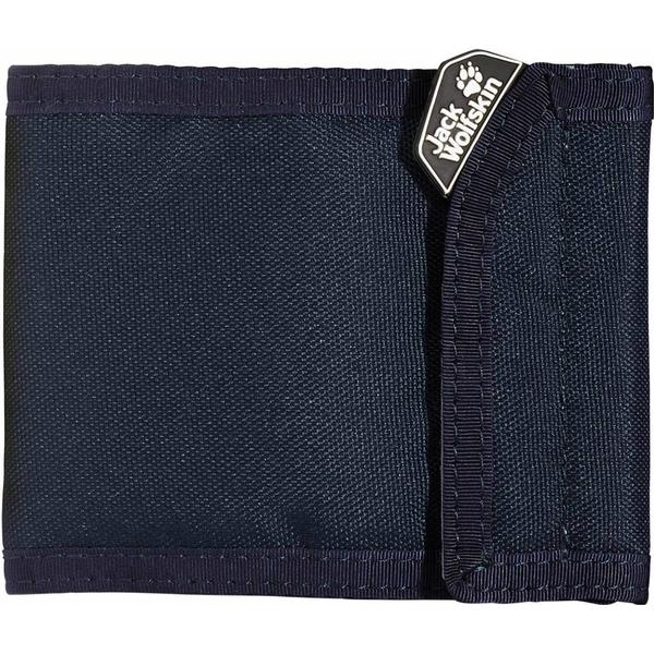 Jack Wolfskin Coin & Credit Wallet - Night Blue (8001171-1010)