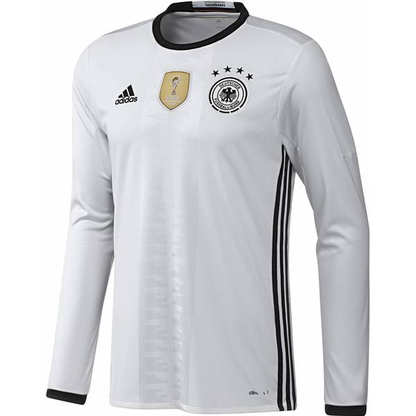 Adidas Germany Home LS Jersey 16/17 Sr