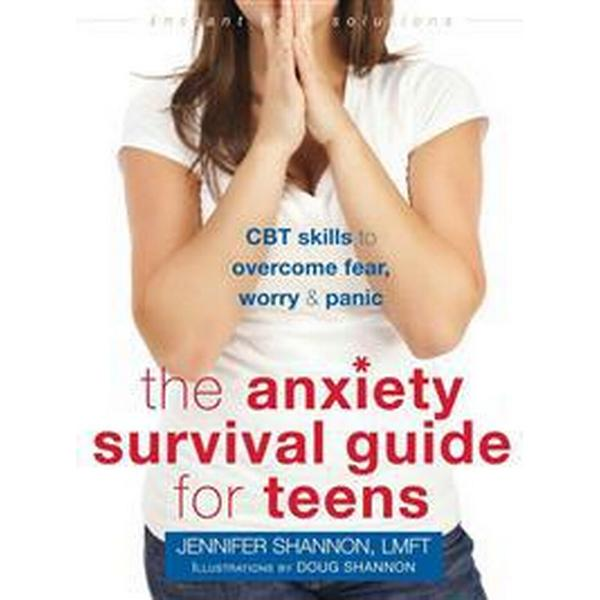 The Anxiety Survival Guide for Teens (Pocket, 2015)