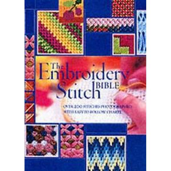 Embroidery Stitch Bible (Häftad, 2003)