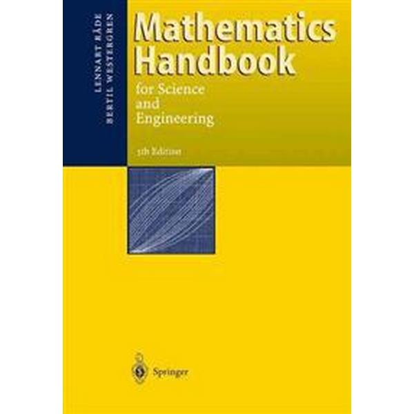 Mathematics Handbook for Science and Engineering (Inbunden, 2004)