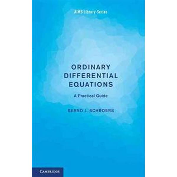 Ordinary Differential Equations (Pocket, 2011)