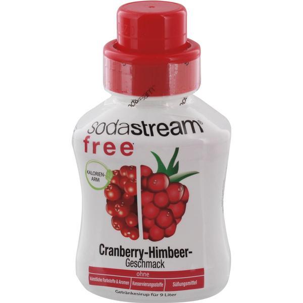 SodaStream Cranberry Himbeere 0.4L
