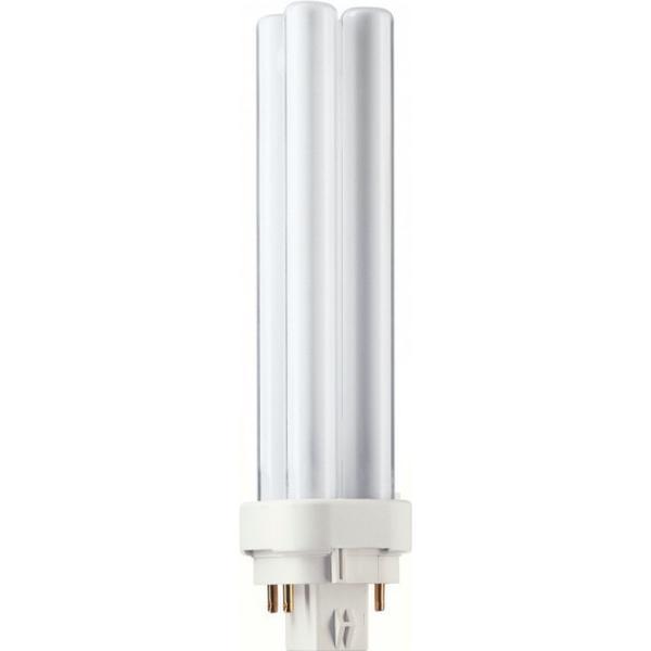 Philips Master PL-C Xtra Fluorescent Lamp 26W G24q-3 830