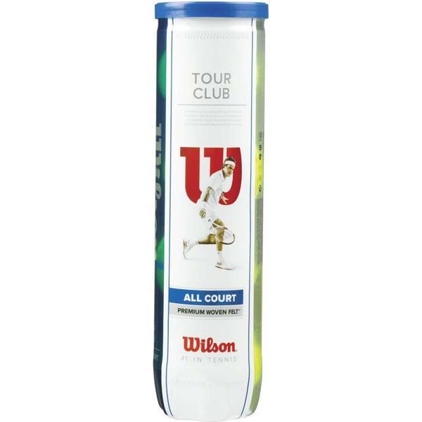 Wilson Tour Club 4 Balls