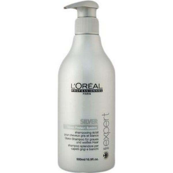 best authentic 861f6 557e1 L Oreal Paris Serie Expert Silver Shampoo 500ml Pump