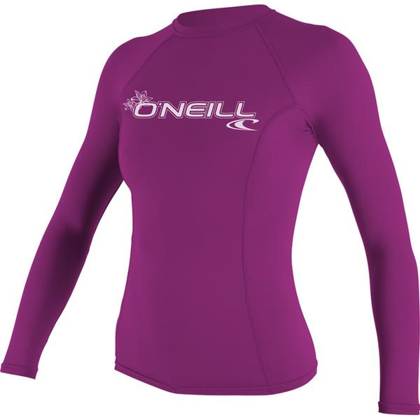 O'Neill Basic Skins Crew Long Sleeves Top W