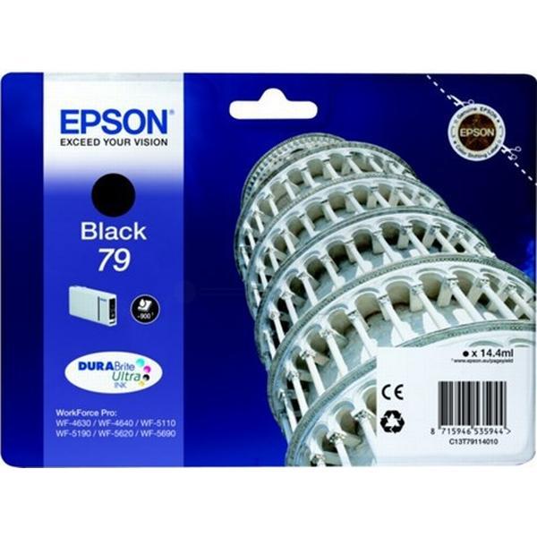 Epson (C13T79114010) Original Bläckpatron Svart 14.4 ml
