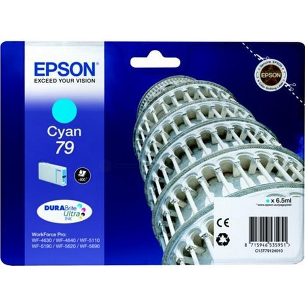 Epson (C13T79124010) Original Bläckpatron Cyan 6.4 ml