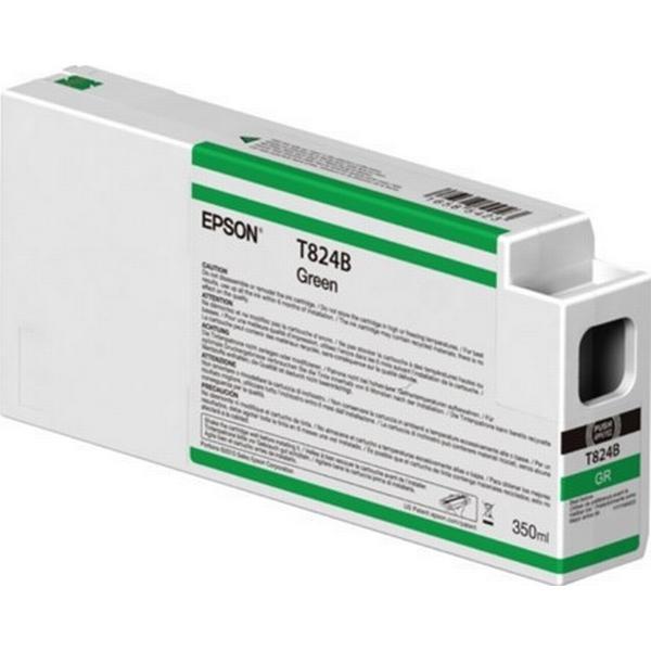 Epson (C13T824B00) Original Bläckpatron Grön 350 ml