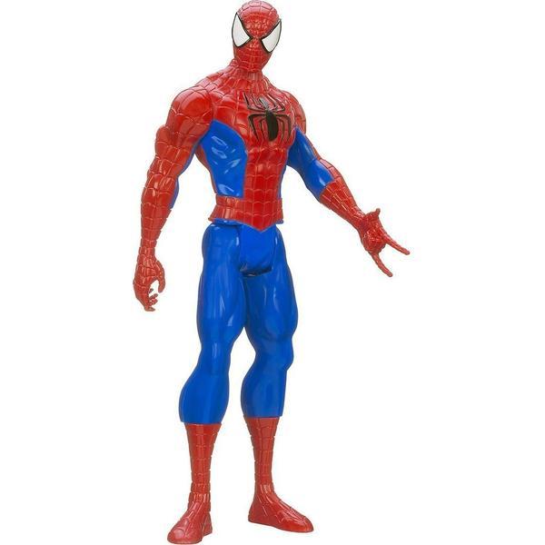 Hasbro Marvel Spider Man Titan Hero Series Spider Man Figure B0830