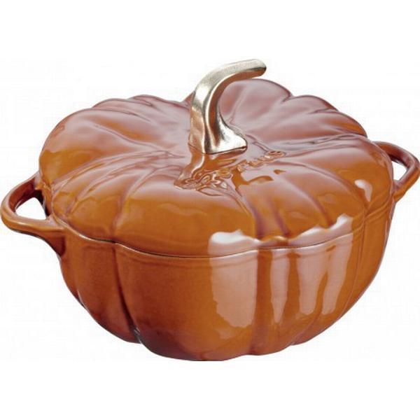 Staub Pumpkin Casserole Other Pots with lid 24cm