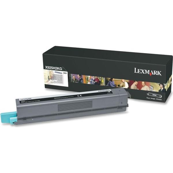 Lexmark (X925H2KG) Original Toner Svart 8500 Sidor