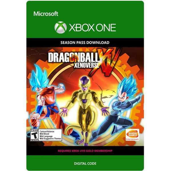 Dragon Ball Xenoverse: Season Pass