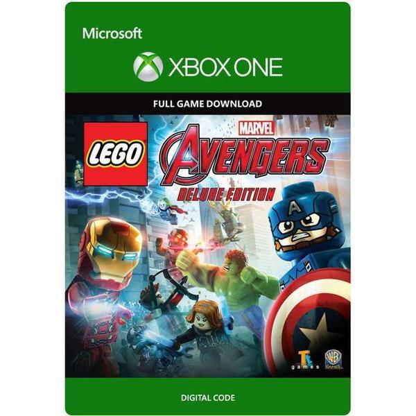 LEGO Marvel's Avengers: Deluxe Edition