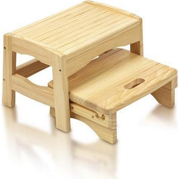 Safety 1st Wooden 2 Step Stool