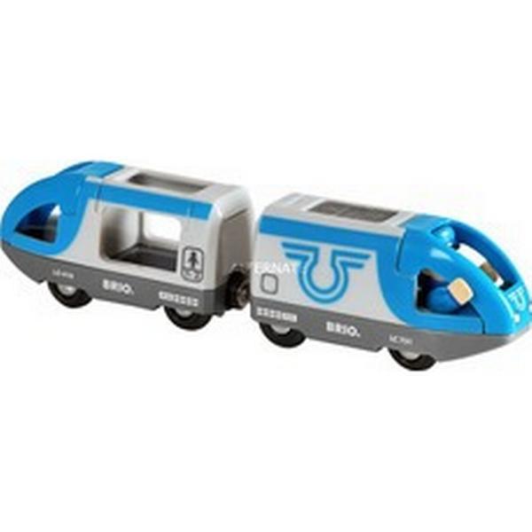 Brio Travel Battery Train 33506