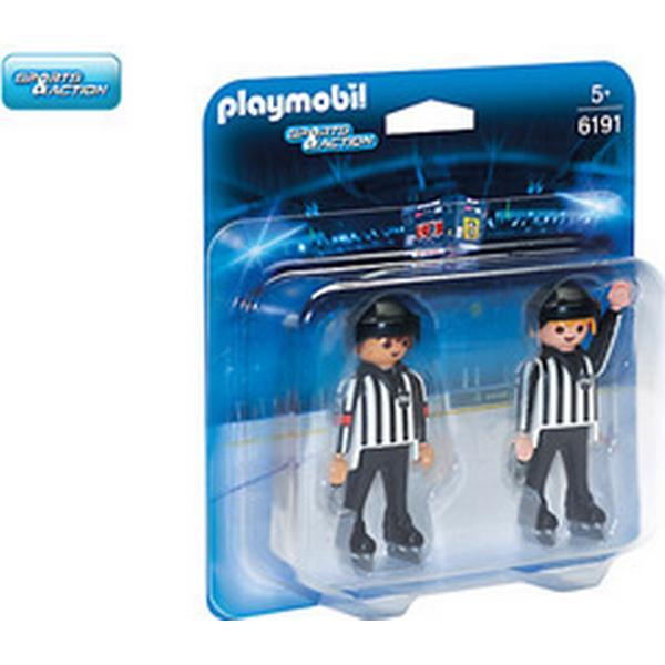 Playmobil Ishockey Dommere 6191