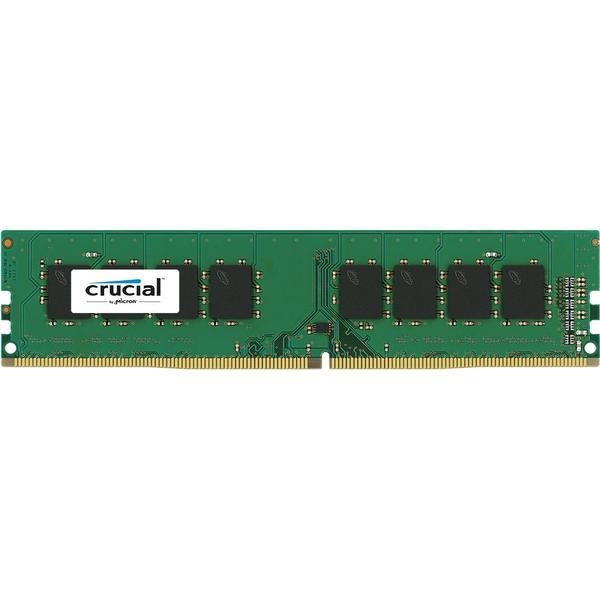 Crucial DDR4 2400MHz 4GB ECC (CT4G4WFS824A)