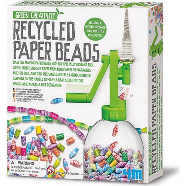 4M Genbrugspapir Perler