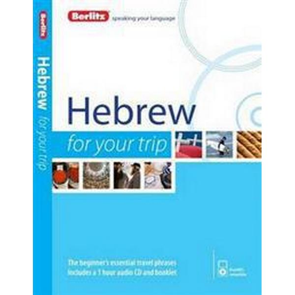 Berlitz Hebrew for Your Trip (Ljudbok CD, 2014)