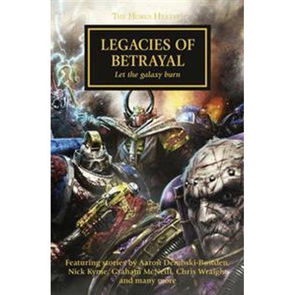Horus Heresy: Legacies of Betrayal (Häftad, 2015)