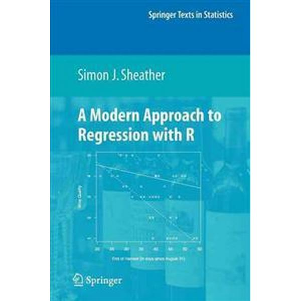 A Modern Approach to Regression With R. (Pocket, 2009)