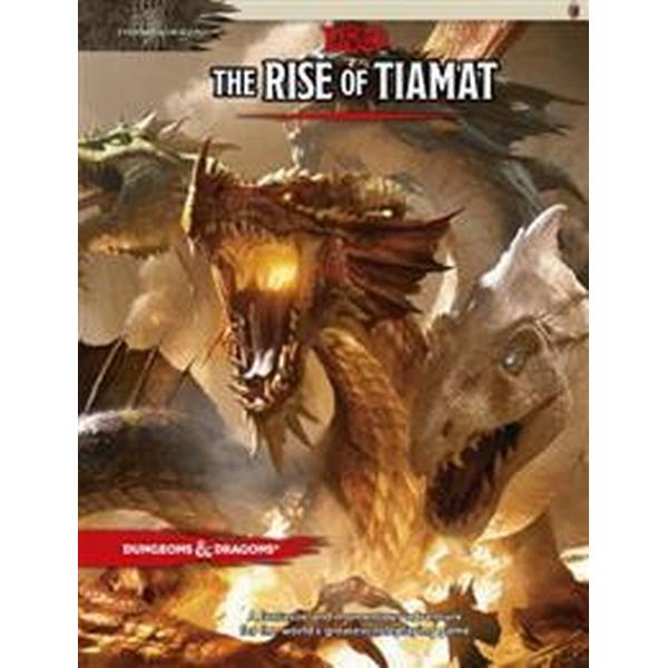 The Rise of Tiamat (Inbunden, 2014)