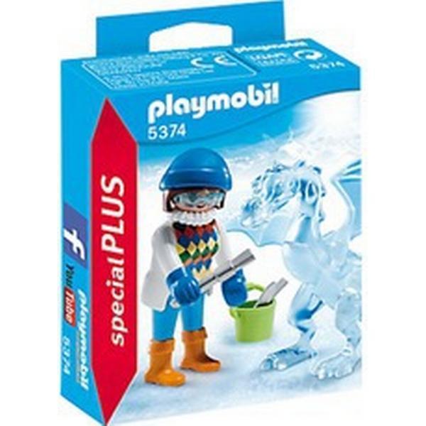 Playmobil Ice Sculptor 5374