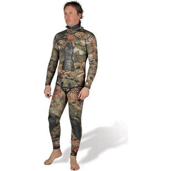 sporasub Reef Camu Full Sleeves With Hood 3mm M