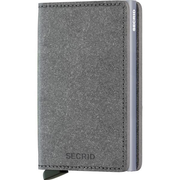 Secrid Slim Wallet - Recycled Stone