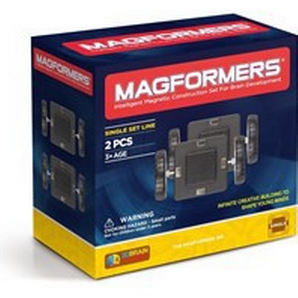 Magformers Wheels Set 2pc