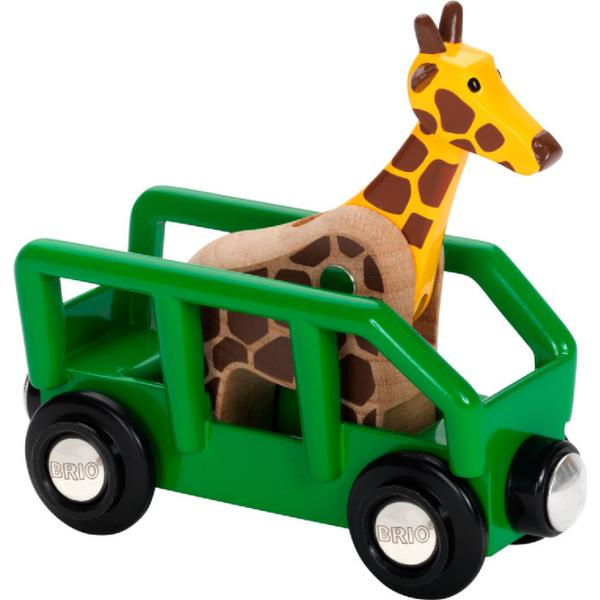 Brio Safari Girafvogn 33724