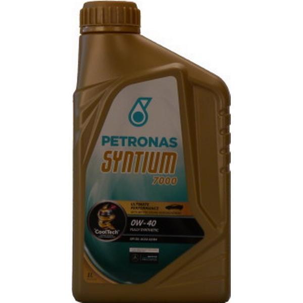 Petronas Syntium 7000 0W-40 Motor Oil