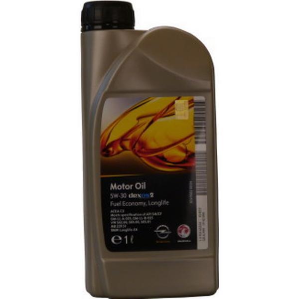 GM Opel 5W-30 Dexos 2 Fuel Economy Longlife Motorolie