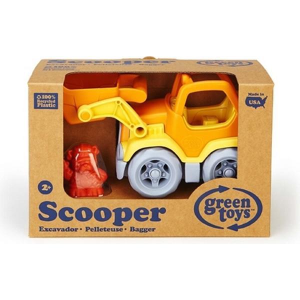 Green Toys Hjullæsser