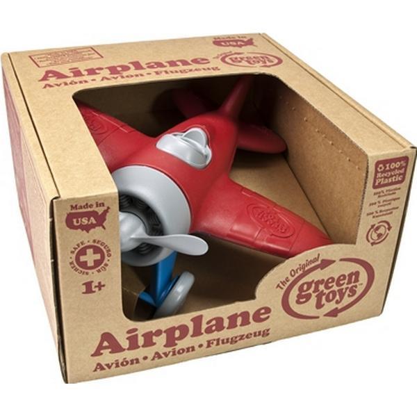 Green Toys Flyvemaskine
