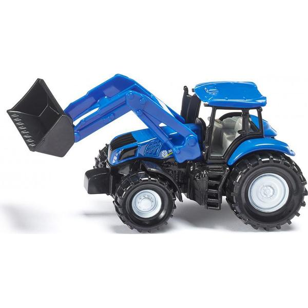 Siku New Holland med frontlæsser 1355