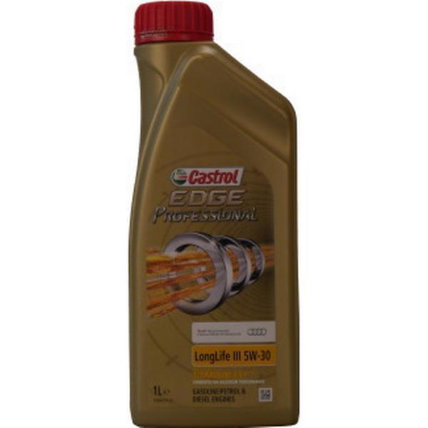 Castrol EDGE Professional Titanium FST Longlife 3 5W-30 AUDI Motorolie